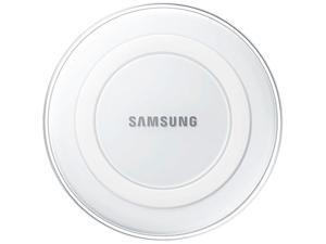 Samsung EP-PG920IBUGUS Wireless Charging Pad with 2A Wall Charger- White Pearl