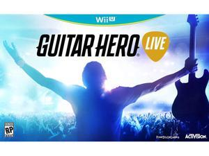 Guitar Hero Live Bundle Nintendo Wii U