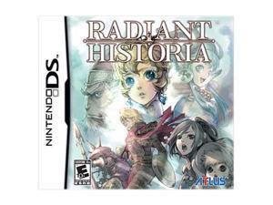Radiant Historia w/ Music CD Nintendo DS Game