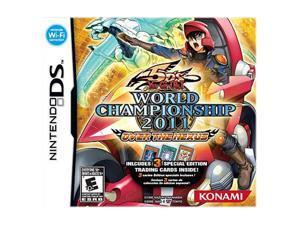 Yu-Gi-Oh:5Ds World Champ Tournament 2011 Nintendo DS Game