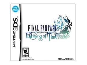 Final Fantasy Crystal Chronicles: Echoes of Time Nintendo DS Game