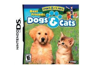 Paws & Claws: Dogs & Cats Best Friends Nintendo DS Game