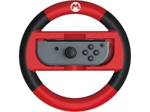 HORI 873124006520 Nintendo Switch Mario Kart 8 Deluxe Wheel (Mario Version) - Nintendo Switch