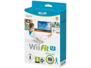 Wii Fit U with Fit Meter Nintendo Wii U