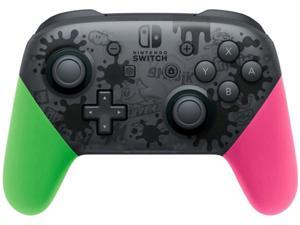 Nintendo Switch Pro Controller Splatoon 2 Edition - Nintendo Switch