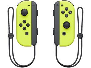 Nintendo - Joy-Con (L/R) Wireless Controllers for Nintendo Switch - Neon Yellow