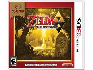 Nintendo Selects: Legend Of Zelda: A Link Between Worlds - Nintendo 3DS