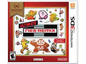 Nintendo Selects: Ultimate NES Remix - Nintendo 3DS