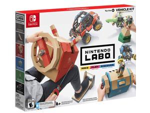 Nintendo Labo Toy-Con 03: Vehicle Kit - Nintendo Switch