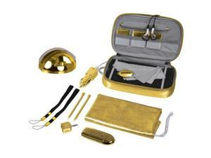 dreamGEAR GOLD EDITION 20 In 1 Starter Kit for DSi XL