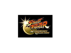 Street Fighter Anniversary Collection Game