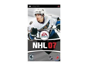 NHL 07 PSP Game EA