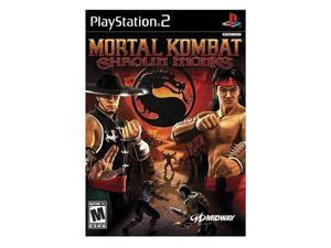 Mortal Kombat: Shaolin Monks Game