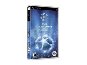 UEFA Champions League 2006-2007 PSP Game EA