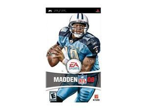 Madden 08 PSP Game EA