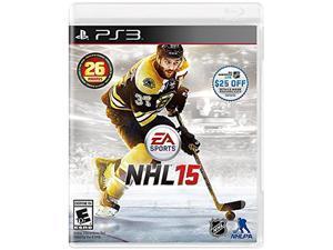NHL 15 PlayStation 3