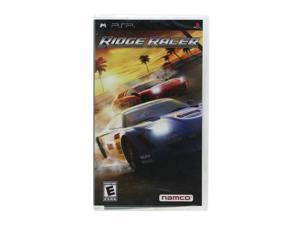 Ridge Racer PSP Game Namco