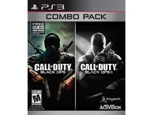 Call Of Duty Black OPS 1 2 Combo PlayStation 3
