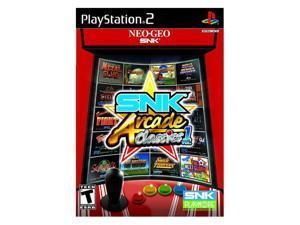 SNK Arcade Classics Volume 1 Game