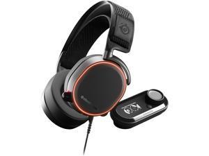 Arctis Pro + GameDAC Gaming Headset - Certified Hi-Res Audio System - PlayStation 4 & PC