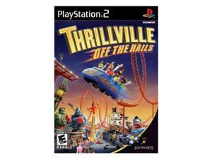 Thrillville: Off the Rails Game