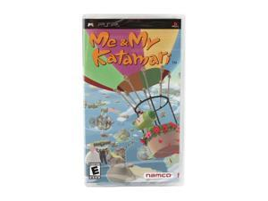 Me and My Katamari PSP Game Namco