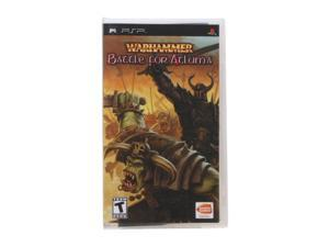 Warhammer: Battle for Atluma PSP Game Namco