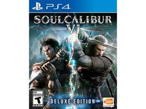 SOULCALIBUR VI Deluxe Edition - PlayStation 4
