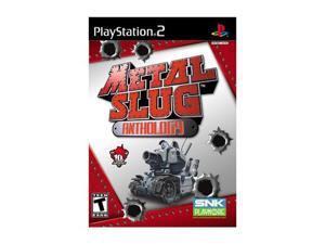 Metal Slug Anthology Game