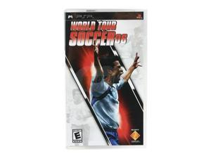 World Tour Soccer 2006 PSP Game SONY