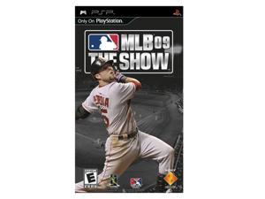 MLB 09 The Show PSP Game SONY