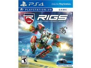 PSVR RIGS Mechanized Combat League - Playstation 4