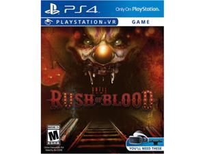 PSVR Until Dawn: Rush of Blood - PlayStation 4