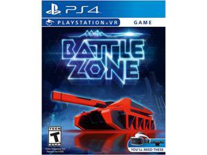 PSVR Battlezone - PlayStation 4