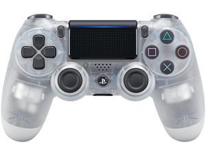 Sony DualShock 4 Wireless Controller for PlayStation 4 - Crystal