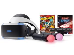 PlayStation VR - Borderlands 2 VR and Beat Saber Bundle