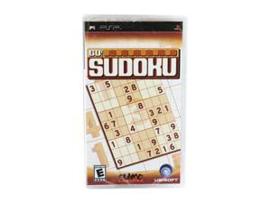 Go! Sudoku PSP Game Ubisoft