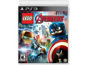 LEGO Marvel's Avengers PlayStation 3