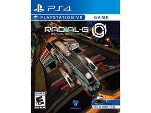 Radial G VR - PlayStation 4