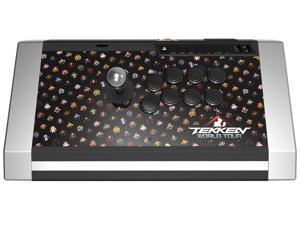 Qanba Obsidian Joystick Tekken World Tour Edition - PlayStation 4, PlayStation 3 and PC