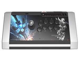 Qanba Obsidian Joystick SOULCALIBUR VI Edition - PlayStation 4, PlayStation 3 and PC