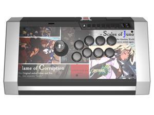 Qanba Obsidian Joystick Guilty Gear Edition - PlayStation 4, PlayStation 3 and PC