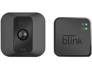 Blink BKIT004601 XT Home Security Camera System for Your Smartphone with Motion Detection, Wall Mount, HD Video, 2-Year Battery and Cloud Storage Included - 1 Camera Kit