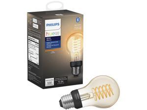 Philips Hue 551770 1-pack A19 E26 Filament Standard Bulb