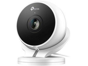 Kasa KC200 by TP-Link, Outdoor 1080P HD Smart Wi-Fi Security Camera with Night Vision, Free Cloud Storage, Siren and 2-way Audio, Works with Google Assistant and Alexa