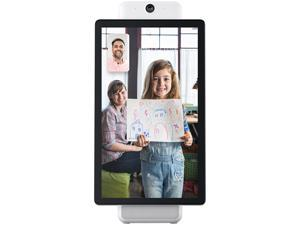 Portal Plus from Facebook. Smart, Hands-Free Video Calling with Alexa Built-in (White)