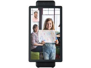 Portal Plus from Facebook. Smart, Hands-Free Video Calling with Alexa Built-in (Black)