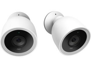Nest Cam IQ Outdoor Security Camera- 2 Pack