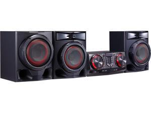 LG 1 Disc Changer Shelf System CJ45