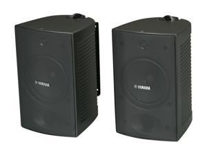 Yamaha NS-AW294BL Indoor/Outdoor 2-Way Speakers (Black, Pair)